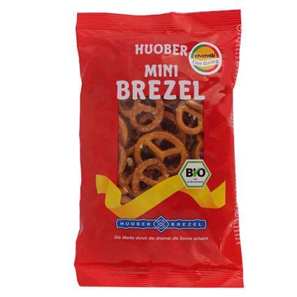Mini Pretzel  -  Organic - Huober