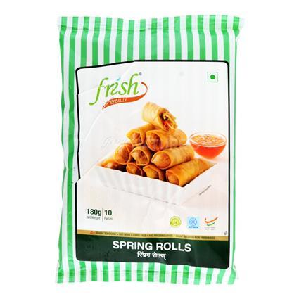 Spring Rolls - Frish
