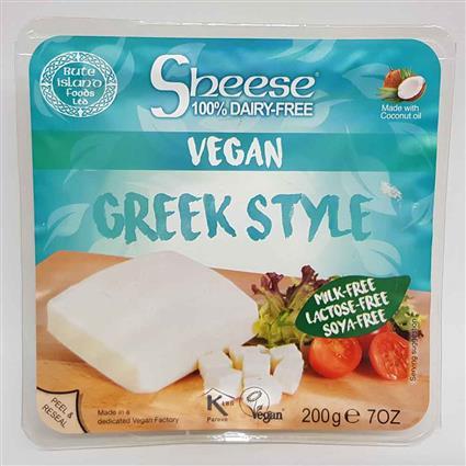 SHEESE SHEESE GREEK STYLE 200G