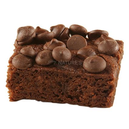 Eggless Chocolate Brownie - L'exclusif