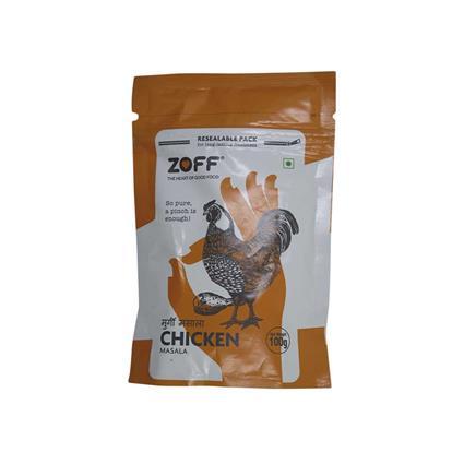 ZOFF CHICKEN MASALA 100G