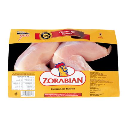 Chicken Legs Skinless - Zorabian
