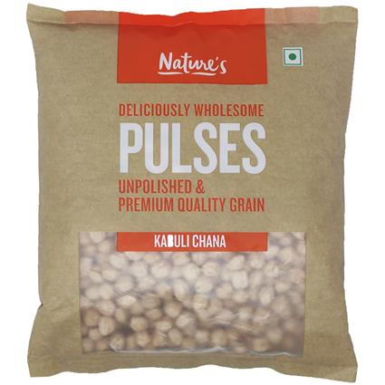 NATURES KABULI CHANA 500G