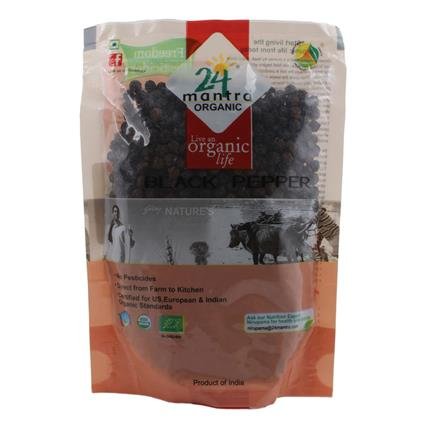 Black Pepper Whole - 24 Mantra Organic