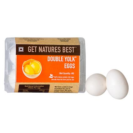 Double Yolk - Get Natures Best