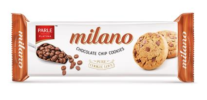 Milano Chocolate Chip Cookies - Parle