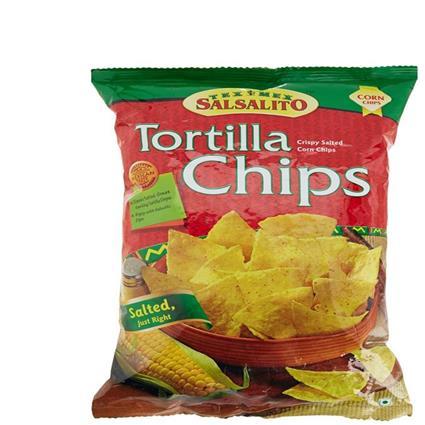 SALSALITO TORTILLA CHIPS CHEESE 45G