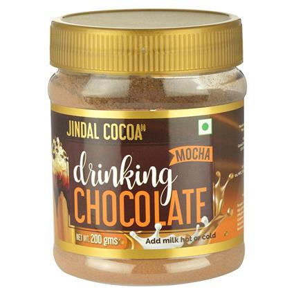 Drinking Chocolate Mocha - Jindal Cocoa