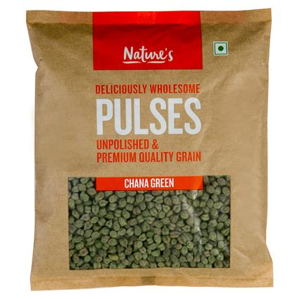 NATURES CHANA WHOLE (GREEN) 500g
