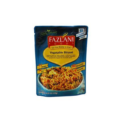 FAZLANI FOODS SUBZ-E-BIRYANI 250 GMS