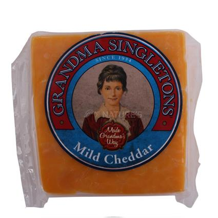SINGLETONS CHDR RED PORTION CHEESE 200G
