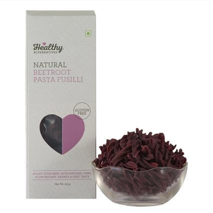 HA BEETROOT GLUTENFREE PASTA 250G