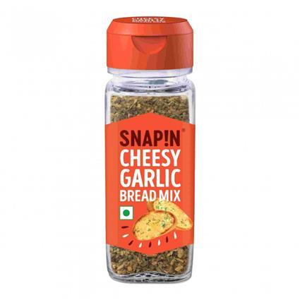 SNAPIN CHEESY GARLIC BREAD MIX 50GM