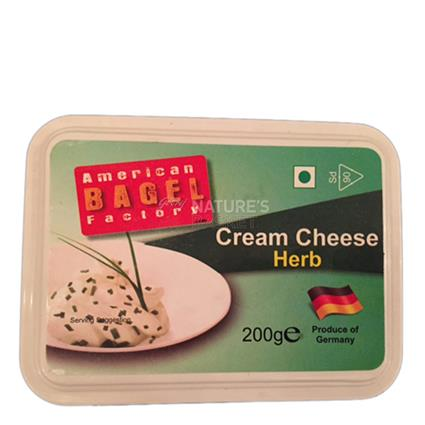 GERMAN CREAM CHEESE HERBS 200G