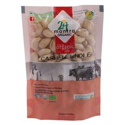 Cashew Whole - 24 Mantra Organic