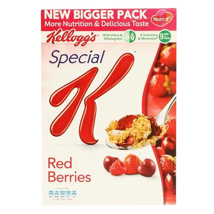 Red Berries Cereal - Kelloggs