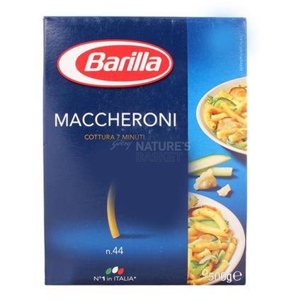 Maccheroni Pasta - Barilla