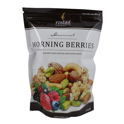 ROSTAA MORNING BERRIES STD POUCH 340G