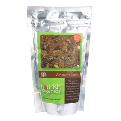 NOURISH FIG AMARANTH COOKIES 120G-150G