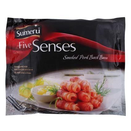 Five Senses Smoked Pork Back Bacon - Sumeru