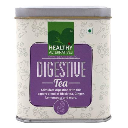 Digestive Tea - Healthy Alternatives