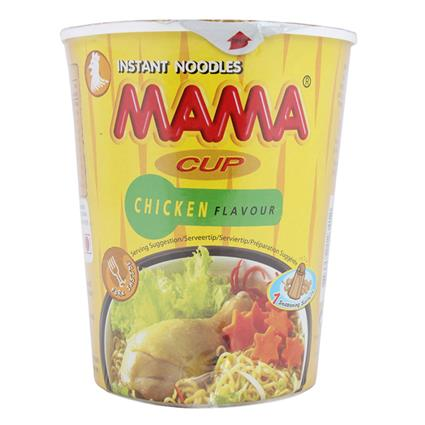 Instant Cup Noodles Chicken Flavour - Mama