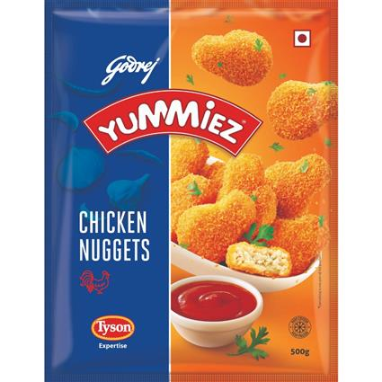 YUMMIEZ JUICY CHCKN NUGGETS 500G