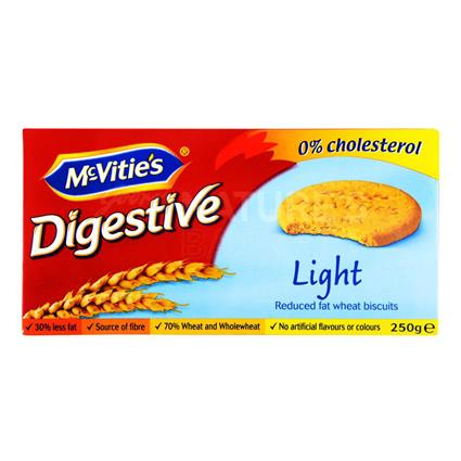 Digestive Light Cookies - Mc Vities
