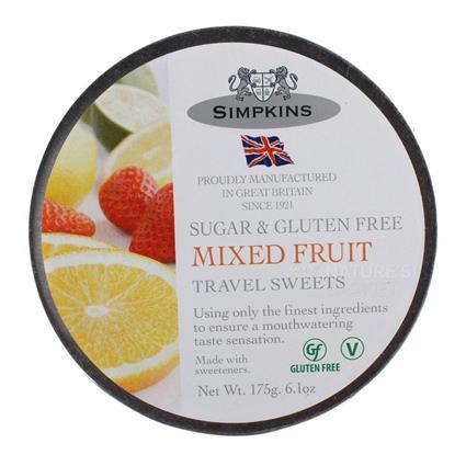 SIMPKINS MIXED FRUIT 175G