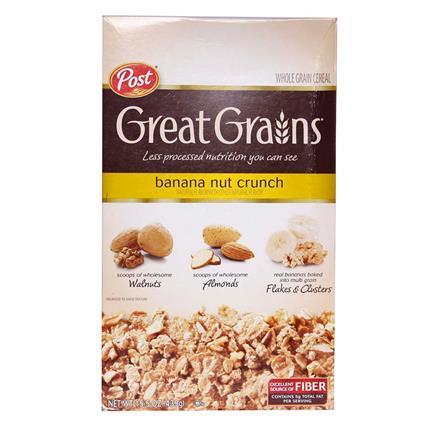 Post Banana Nut Crunch Cereal - Post
