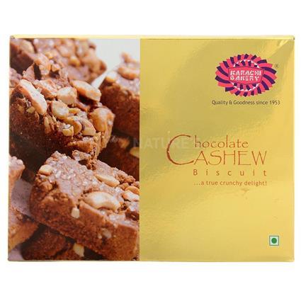 Chocolate Cashew Biscuits - Karachi