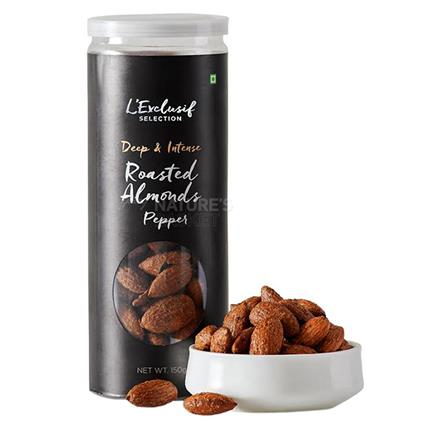 Roasted Pepper Almonds - L'exclusif