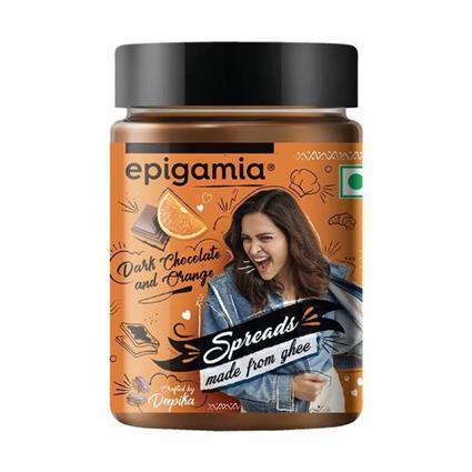 EPIGAMIA DP CHOCO ORANGE GHEE SPRD 250G