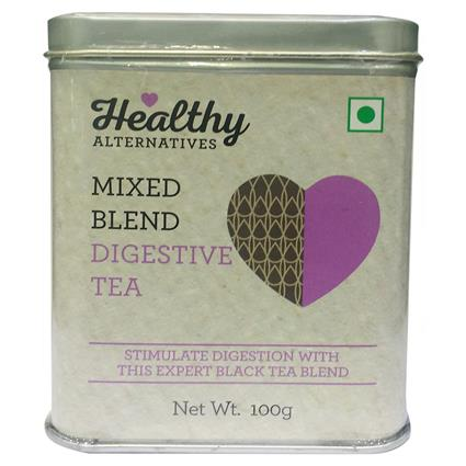 Digestive Tea - Healthy Alternatives