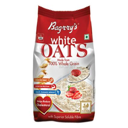 White Oats  -  Pouch - Bagrry's