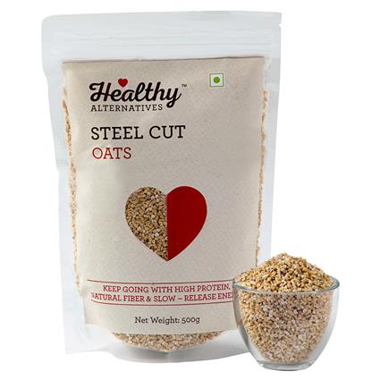Steel Cut Oats - Healthy Alternatives