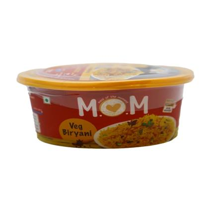 MOM READY MEAL INSTANT VEG BIRYANI 75G