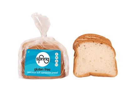 Plain Bread Gluten Free - Sprinng