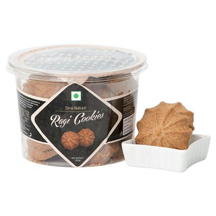 Ragi Cookies - Healthy Alternatives