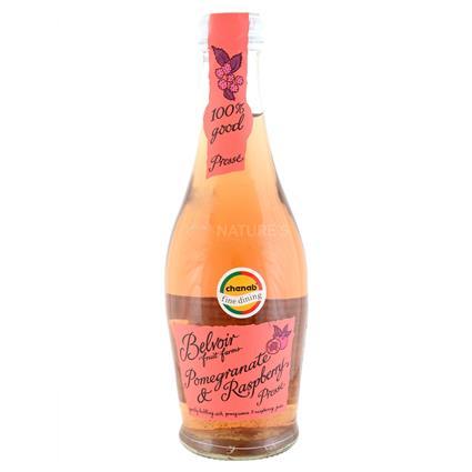 Pomegranate And Raspberry Presse - Belvoir