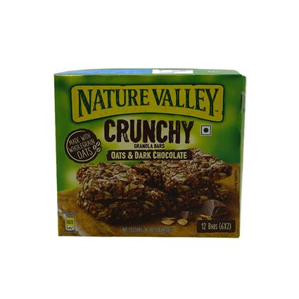 NATURE VALLEY GRANOLA OATS&DC 6N 252g