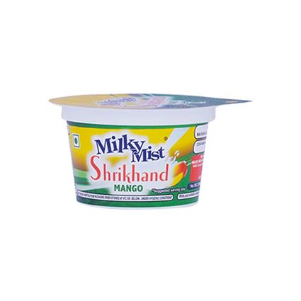 MILKYMIST SHRIKHAND MANGO 100G