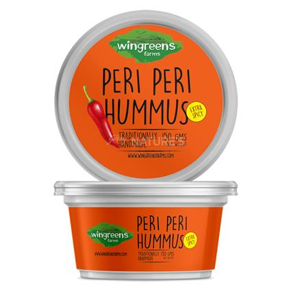Peri Peri Hummus - Wingreens Farms