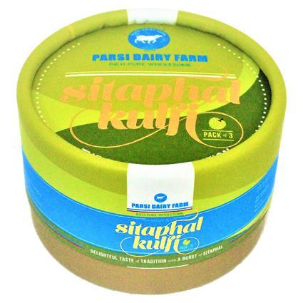 Kulfi Sitaphal Flavour - Parsi Dairy