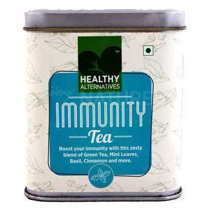 Immunity Tea - Healthy Alternatives