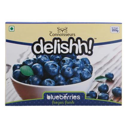 Frozen Blueberries - Connoisseurs
