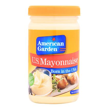 Less Fat Mayonnaise - American Garden