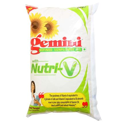 Refined Sunflower Oil-Gemini