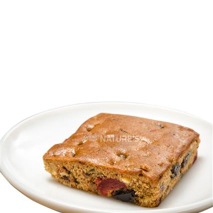 Fruit Cake - Omega 3 - Slice Of Health