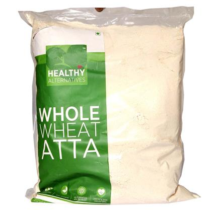 MP Sihor  -  Whole Wheat Atta - Get Natures Best